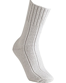 Extra Roomy Super-Soft Bed Socks