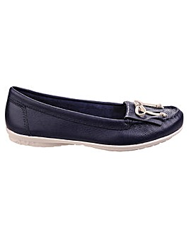 Hush Puppies Ceil Mocc KL Ladies Slip-on