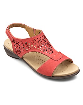 Hotter Shine Touch Close Sandal