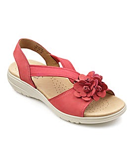 Hotter Hannah Strappy Ladies Sandal