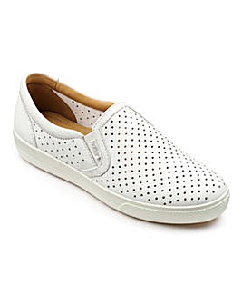 Hotter Daisy Slip On Shoe