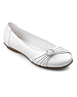 Hotter Papillon Slip On Shoe