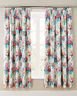 Sanderson Sweet William P Pleat Curtains