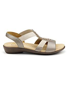 Hotter Beam Wide Fit Sandal