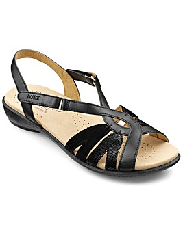 Hotter Flare Wide Fit Sandal