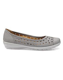 Hotter Livvy EE Ballerina Shoe