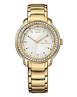Tommy Hilfiger Callie Ladies Watch Gold