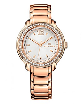 Tommy Hilfiger Callie Ladies Watch Rose