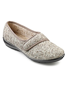 Hotter Thyme Touch Close Slipper