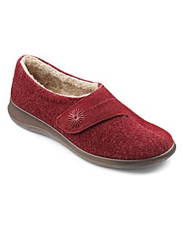 Hotter Wrap Touch Close Slipper