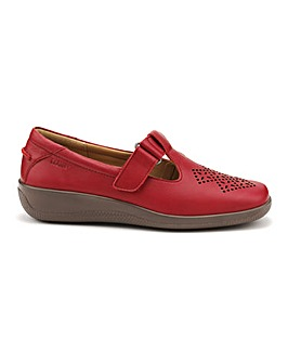 Hotter Sunset Wide Fit Shoe