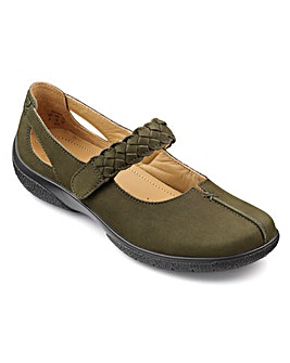 Hotter Original Shake Touch Close Shoe
