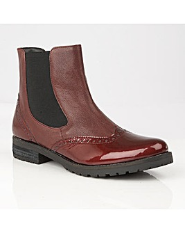 LOTUS BRIANZA ANKLE BOOTS