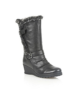 LOTUS KORINNA HIGH LEG BOOTS