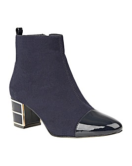 LOTUS MICA ANKLE BOOTS