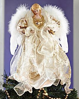 Traditional Tree Angel