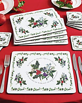Portmeirion Placemats & Coasters