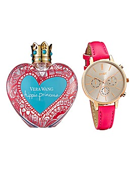 Vera Wang Hippie Princess & FREE Watch