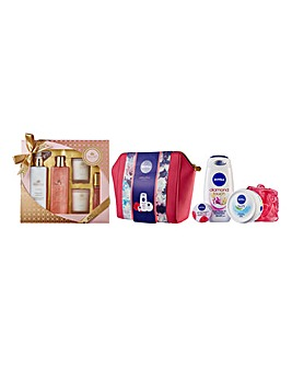Nivea and Style & Grace Set BOGOF