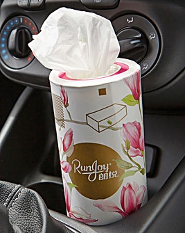 Car Cup Holder Tissues 3 Pack