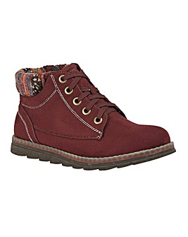 LOTUS SEQUOIA ANKLE BOOTS