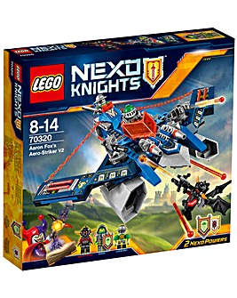 LEGO Nexo Knight Aaron Fox