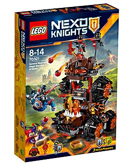 LEGO Nexo Knights General Magmar