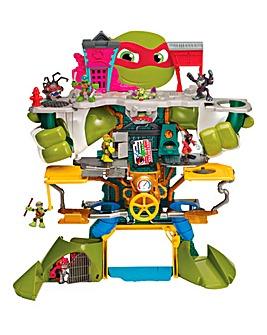 Turtles Half-Shell Heroes Sewer Playset