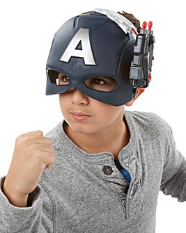 Marvel Captain America Scope Helmet