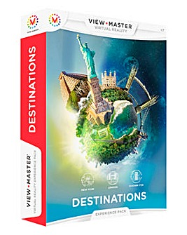 Destinations View Master Experience Pack