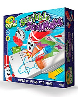 Crayola Scribble Scrabble Game