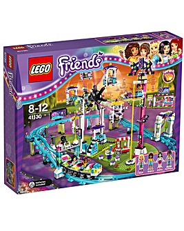 LEGO Friends Amusement Park Roller Coast