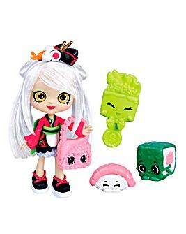 Shopkins Shoppies Sara Sushi Doll