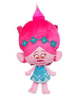 Trolls Plush Backpack - Princess Poppy