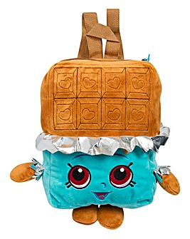 Shopkins Cheeky Chocolate Plush Backpack