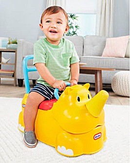 Little Tikes Scoot Around Rhino