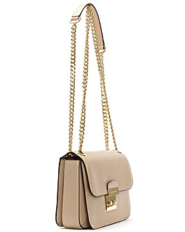 Michael Kors Leather Medium Shoulder Bag