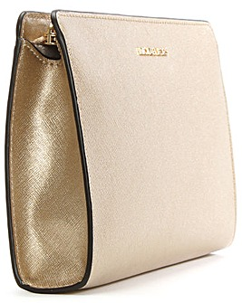 Michael Kors Large Cross Body Clutch Bag