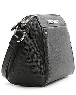 Armani Jeans Black Cross-Body Bag