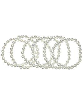 Mood pearl bracelet set