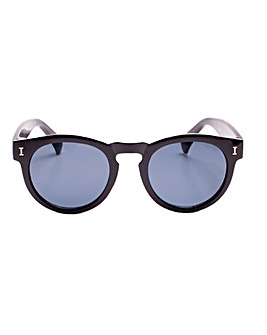 Mia Black Frame Sunglasses