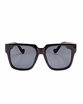 Lydia Retro Geek Style Sunglasses