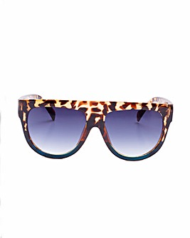 Lily Tortoise Frame Sunglasses