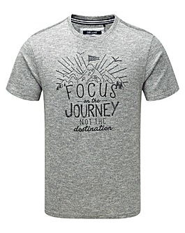 Tog24 Kilter Mens T-Shirt Focus