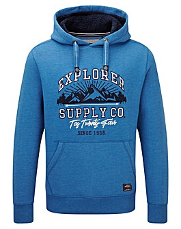 Tog24 Exmoor Mens Deluxe Hood Supply