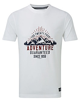Tog24 Galaxy Mens T-shirt Adventure