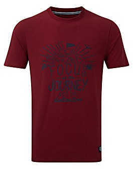 Tog24 Galaxy Mens T-shirt Focus
