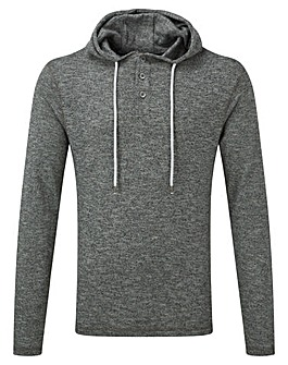 Tog24 Davis Mens Deluxe Hooded T-Shirt
