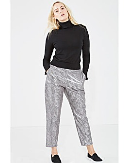 Elvi Textured Trousers