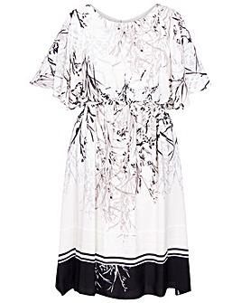 Scarlett & Jo Oriental Kimono Dress